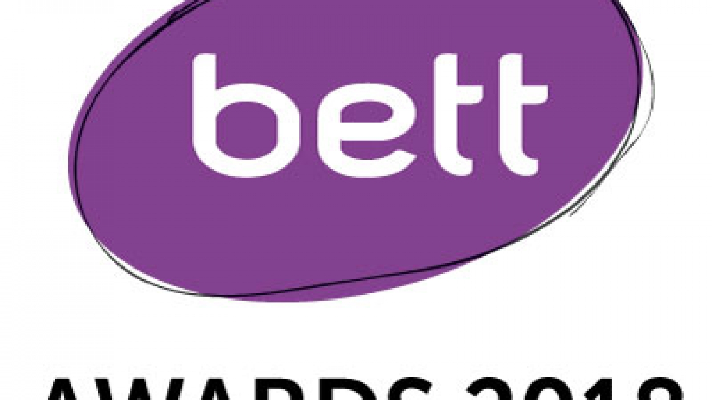 Bett Awards 2018 Finalist
