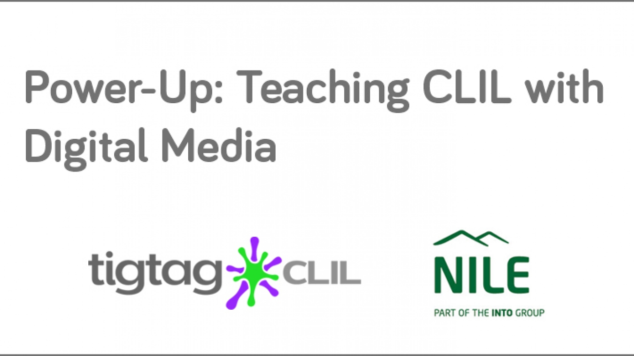 Power-Up: Teaching CLIL with Digital Media